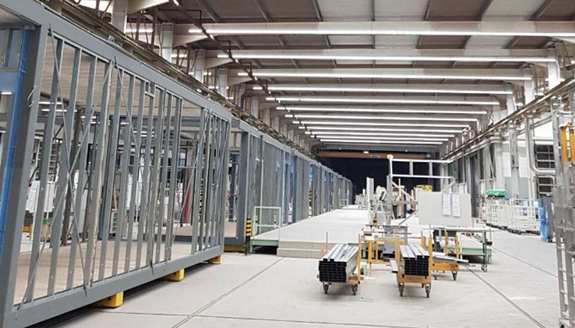 Industriereinigung Hallenreinigung Oberberg Dicks Dienstleistungen Waldbröl Maschinenreinigung